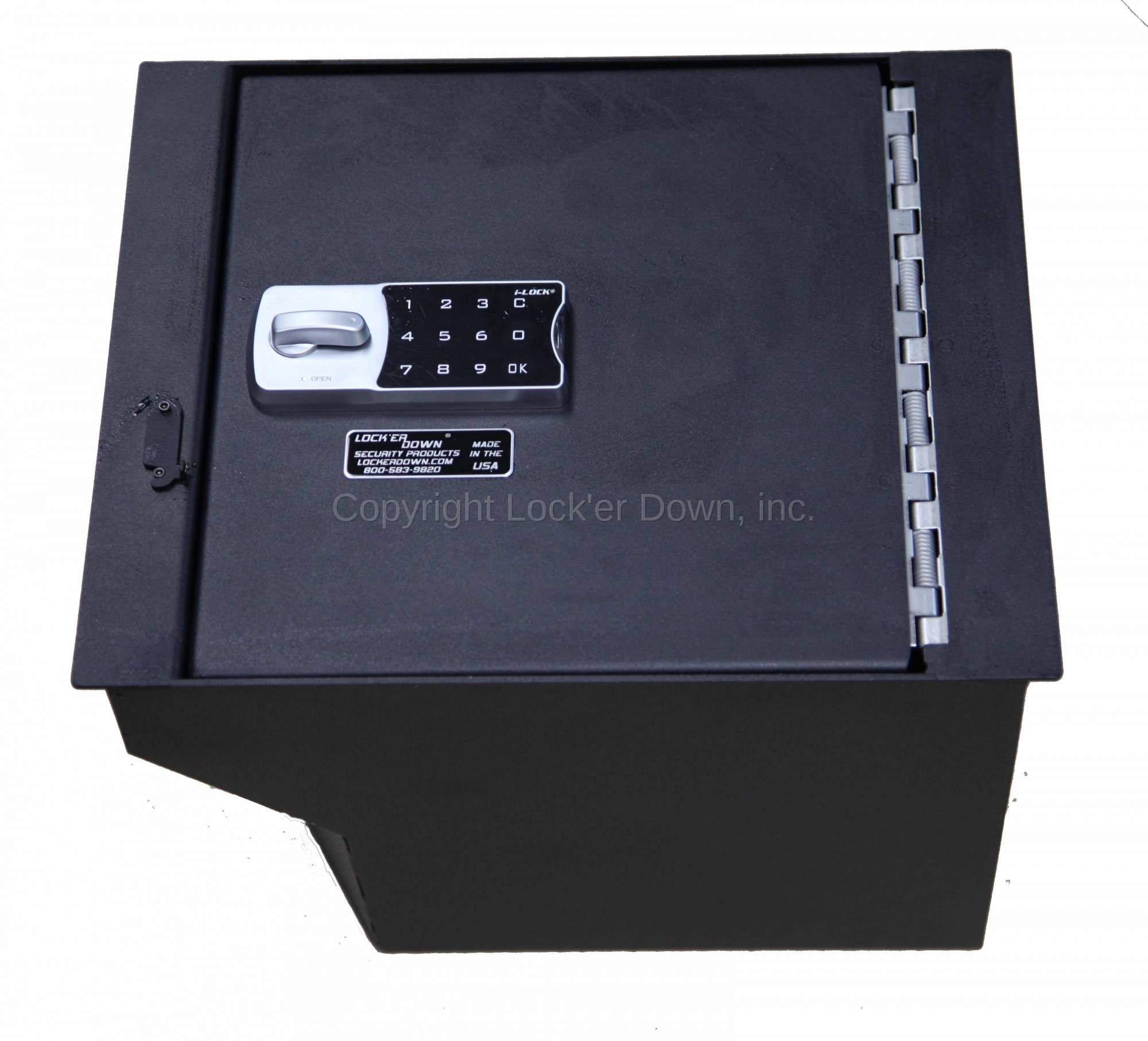 Lock'er Down Model LD2043 Console Safe 2014 to 2018 Toyota ...