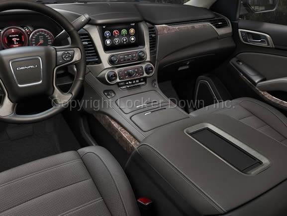 Console Safe 2015 - 2019 Chevrolet Suburban, Tahoe & GMC Yukon