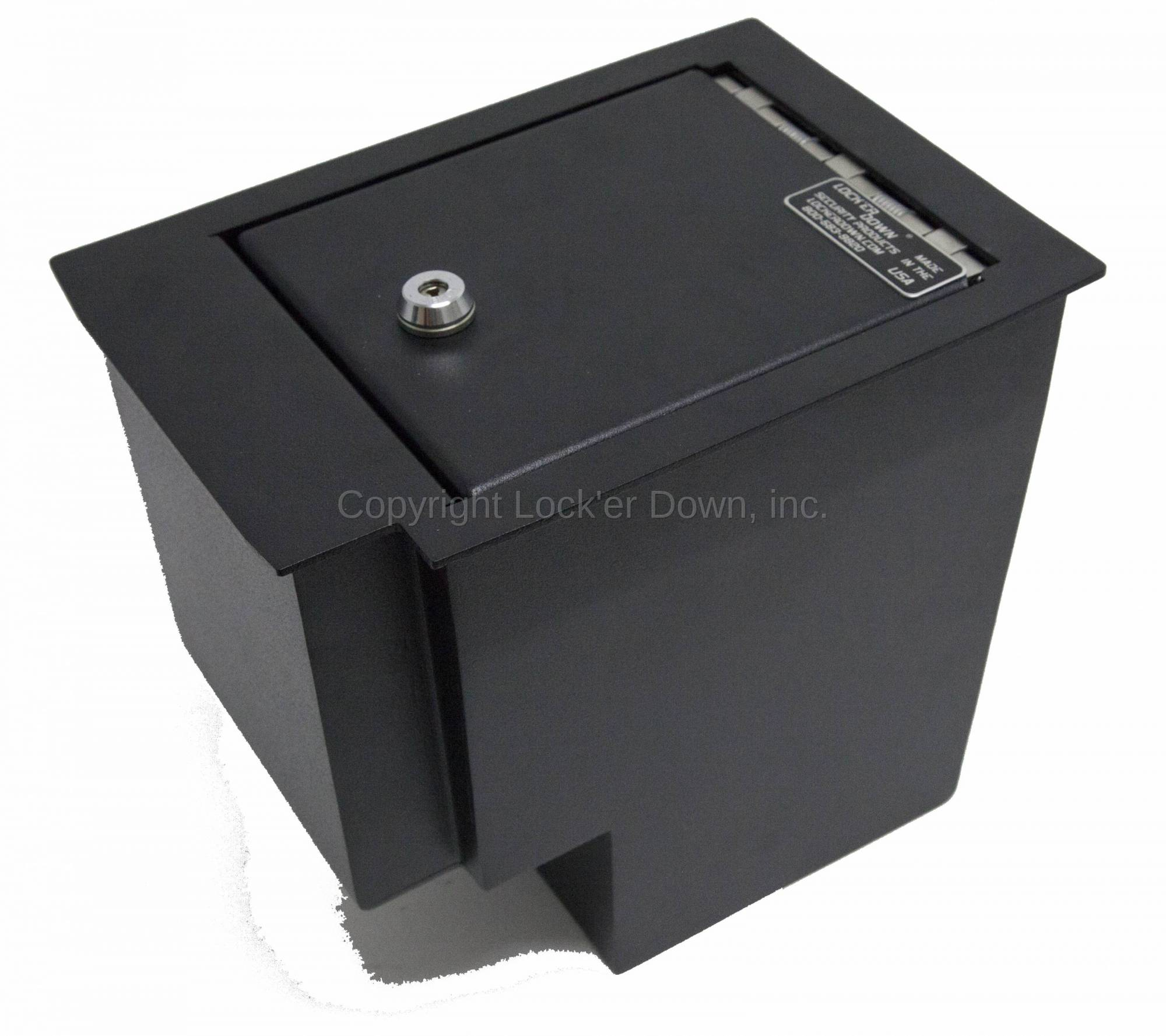 Console Safe 2010-18 Toyota 4Runner