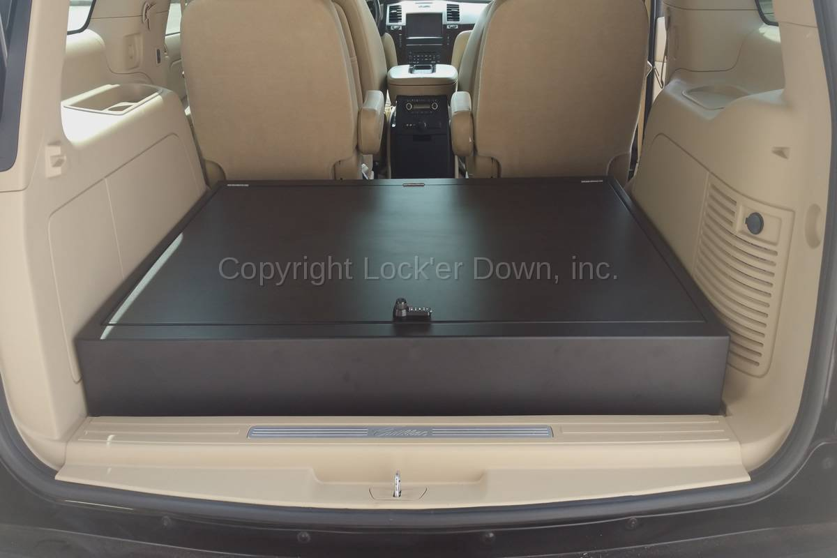Lock Er Down Suvault Model Ld3002 Escalade Suburban Tahoe