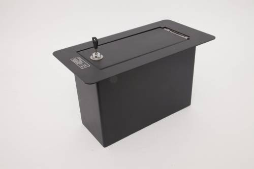 Secure Storage - Rear Floor Safe