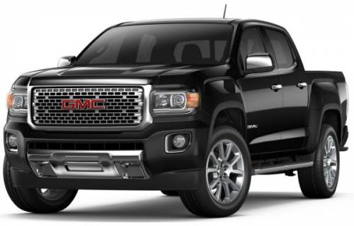 GMC - Canyon