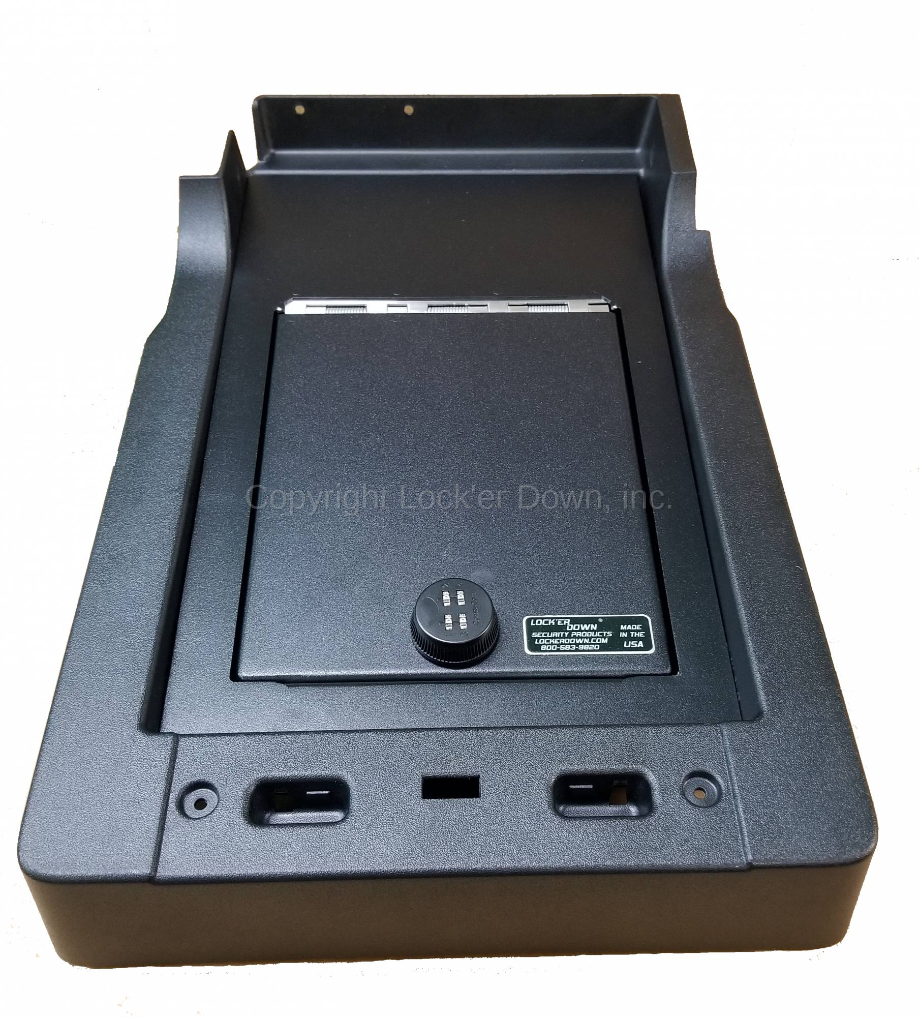 Lock Er Down Exxtreme Console Safe 2015 2019 Ford F150