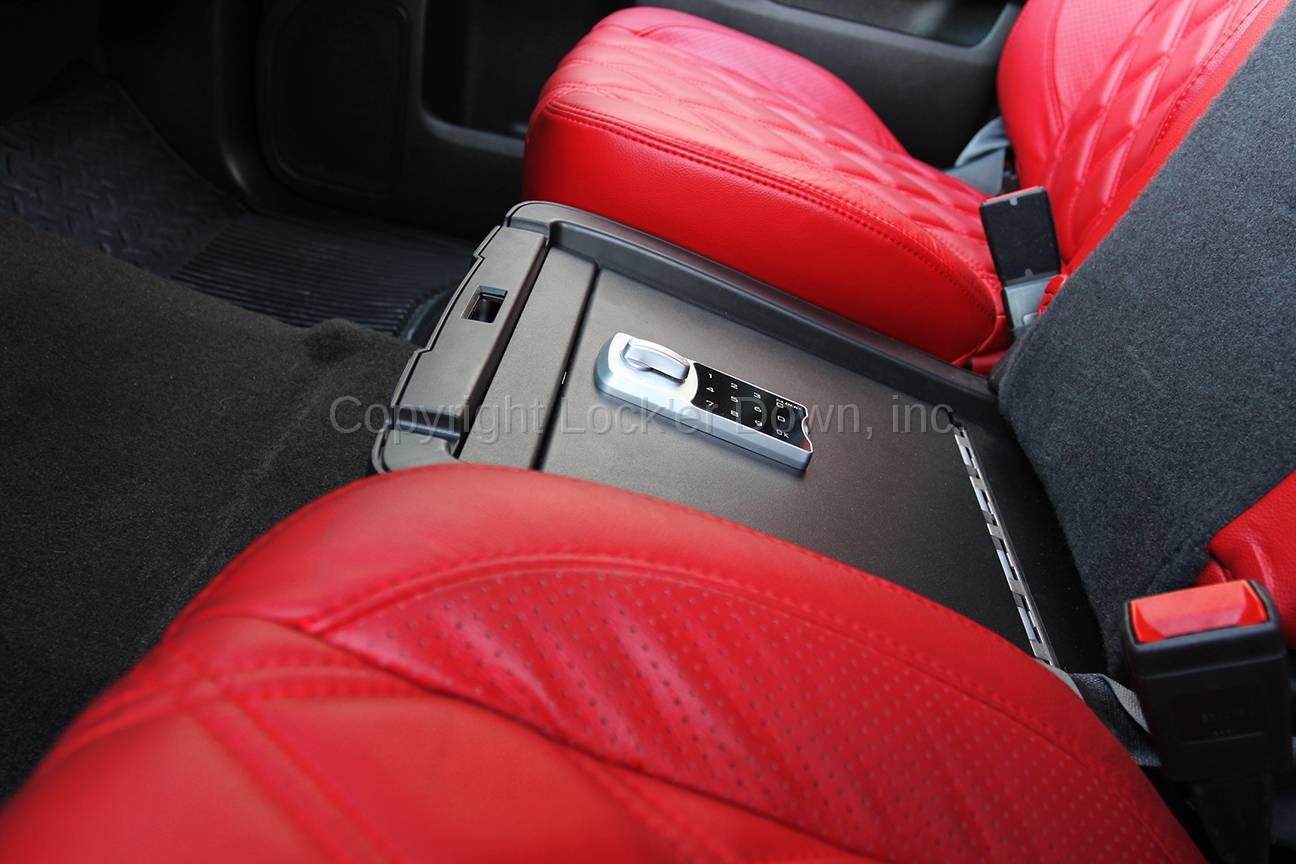 Console Safe 2014 up Chevrolet Silverado & GMC Sierra 1500 ...