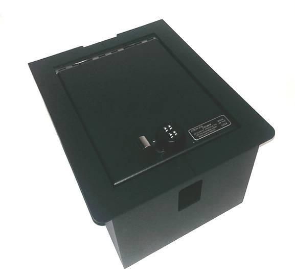 Lock'er Down® - Console Safe 2008-2010 Ford Super Duty Model LD2020