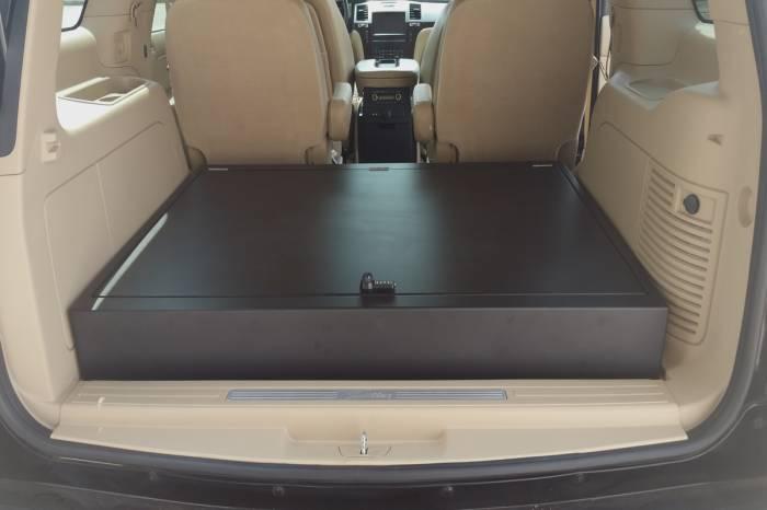 Lock'er Down® - SUVault® Model LD3002 Escalade, Suburban, Tahoe, Yukon & Yukon XL **