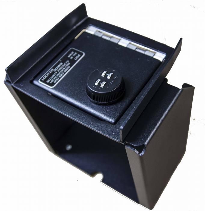 Lock'er Down Special - Console Safe 2011 to 2018 Jeep Wrangler JK Model LD2069EX