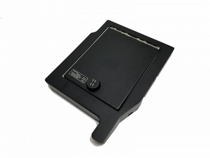 Lock'er Down® - Armrest Safe 2009 to 2012 Dodge Ram 1500, 2500 & 3500 Model LD2029