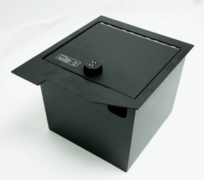 Lock'er Down® - Console Safe 2007 - 2013 Toyota Tundra 2008-19 Sequoia LD2013