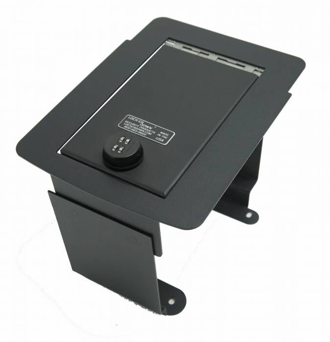 Lock'er Down® - Console Safe 2000-2007 Ford Super Duty, 2000 -2005 Excursion Model LD2017