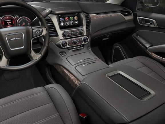 Lock'er Down® - EXxteme Console Safe 2015 - 2018 Chevrolet Suburban, Tahoe & GMC Yukon  Model LD2042EX