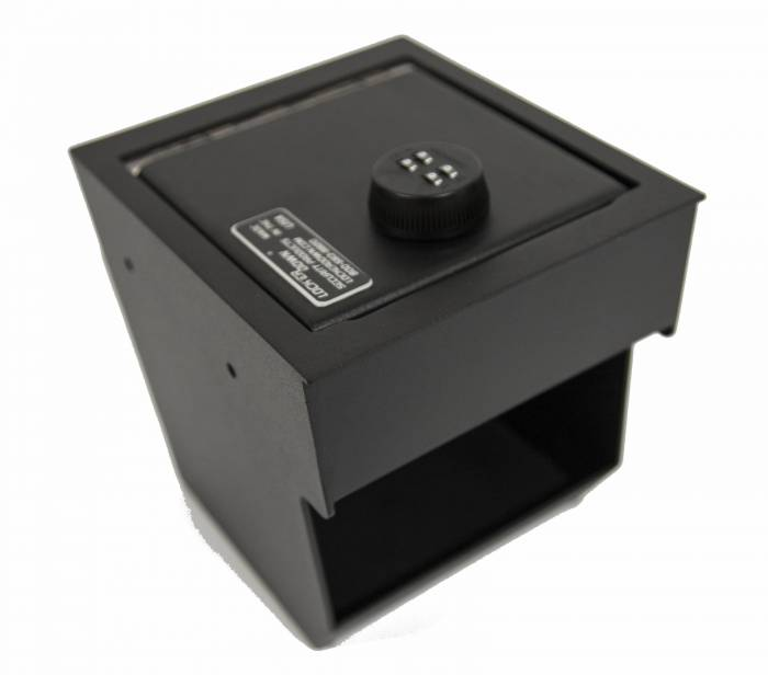 Lock'er Down® - Console Safe 2007 to 2010 Jeep Wrangler JK Model LD2066