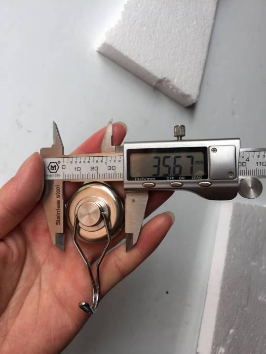 Lock'er Down® - Lock'er Down Swivel Hook Gun Magnet