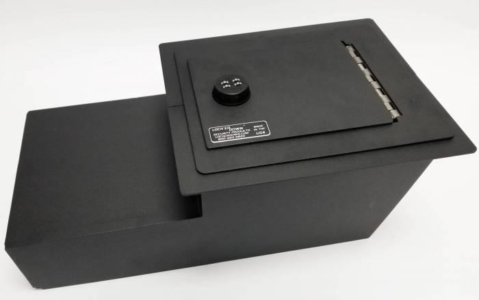 Lock'er Down® - EXxtreme Console Safe® 1973 - 1991 K5 Blazer K5 Jimmy Chevrolet & GMC Suburbans LD2004EX
