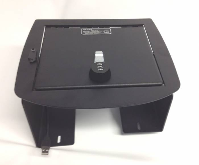 Lock'er Down® - EXxtreme Console Safe® 2007 to 2013 Chevrolet Avalanche LD2019EX