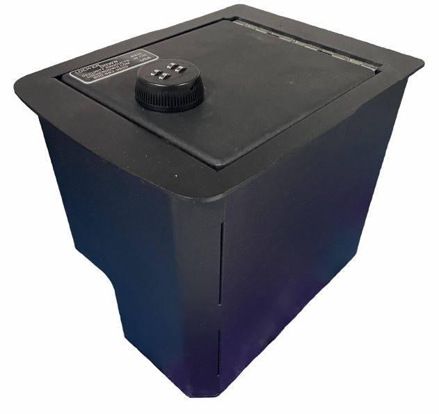 Lock'er Down® - Console Safe 2000-2021 Kia Telluride Model LD6030