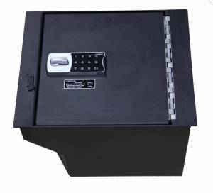 Shop by Vehicle - Toyota - Lock'er Down® - Console Safe 2014 to 2018 Toyota Tundra LD2043
