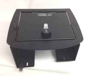 Secure Storage - Console Safe - Lock'er Down® - Console Safe 2007 to 2013 Chevrolet Avalanche LD2019