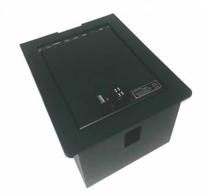 Shop by Vehicle - Ford - Lock'er Down® - Console Safe 2008-2010 Ford Super Duty Model LD2020