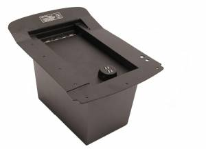 Secure Storage - Console Safe - Lock'er Down® - Console Safe 2003 to 2006 Chevrolet Avalanche, Silverado, Suburban & Tahoe GMC Yukon Sierra  Model LD2003