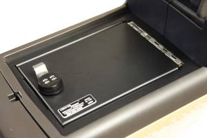 Lock'er Down® - Console Safe 2009 - 2014 Ford F150 with Floor Console w/ Shifter on column Model LD2025 - Image 2