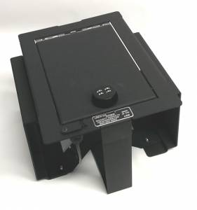 Lock'er Down® - Console Safe 2009 - 2012 Ford F150 with Full Floor Console also fits Raptor Platinum Model LD2026 - Image 1