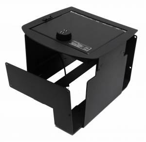 GMC - Sierra - Lock'er Down® - Console Safe 2007 to 2014 Chevrolet Silverado, Suburban & Tahoe GMC Sierra, Yukon & Yukon XL LD2011X