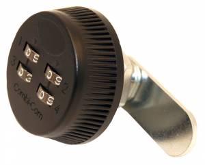 Combi-Cam 4-Dial Combination Lock