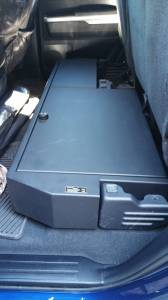 Lock'er Down® - SUVault® LD3043 for 2007 - 2021 Toyota Tundra Double Cab Long Gun Safe - Image 2