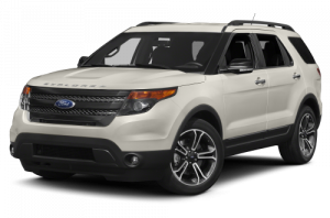 Ford - Explorer - Civilian