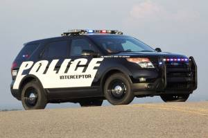 Ford - Explorer - Police Interceptor