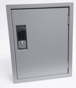 "Secure Storage - Coming Soon! - Lock'er Down® - Lock'er Down 18"" Wall Safe"