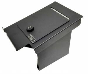 Shop by Vehicle - Ford - Lock'er Down® - EXxtreme Console Safe 2011-2016 Ford Super Duty Model LD2034EX