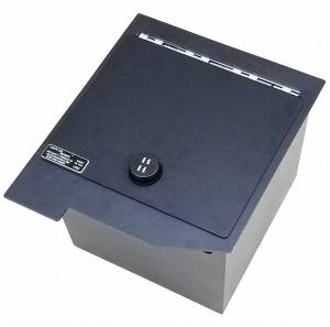 Secure Storage - Our EXxtreme Console Safes® - Lock'er Down® - EXxtreme Console Safe(R) 2007 - 2013 Toyota Tundra 2008-2021 Sequoia LD2013EX