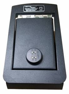 Lock'er Down Special - Console Safe for 2011 to 2021 Jeep Grand Cherokee / Dodge Durango Model LD2067