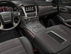 Chevrolet - Tahoe - Lock'er Down® - EXxteme Console Safe 2015 - 2018 Chevrolet Suburban, Tahoe & GMC Yukon  Model LD2042EX