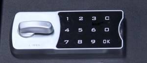 Lock'er Down® - Our Metal Cased Electronic Lock Horizonal - Image 1
