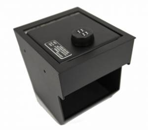 Secure Storage - Console Safe - Lock'er Down Special - Console Safe 2007 to 2010 Jeep Wrangler JK Model LD2066