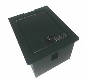 Lock'er Down® - Console Safe 2008-2010 Ford Super Duty Model LD2020 - Image 1