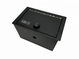 Shop by Vehicle - Cadillac - Lock'er Down® - EXxtreme Console Safe™ 2015 - 2018 Cadillac Escalade Model LD2044EX