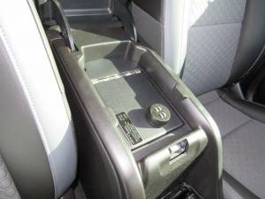 Secure Storage - Console Safe - Lock'er Down® - Console Safe 2015 to 2018 Chevrolet Colorado / GMC Canyon LD2052