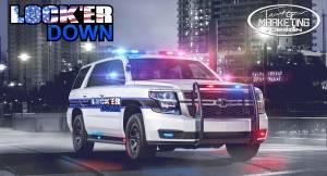 Lock'er Down® - Console Safe 2015 - 2020 Chevrolet Suburban, Tahoe & GMC Yukon  Model LD2042 - Image 3