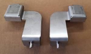 Brackets - Lock'er Down® - SUVault® Brackets 3025 - 3026 2015 up F150 2017 up Super Duty
