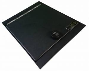 Lock'er Down® - EXxtreme Console Safe® 2007 to 2014 Silverado / Sierra / Tahoe w/ Split Bench Model LD2014EX