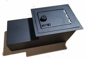 GMC - K5 Jimmy - Lock'er Down® - Console Safe 1973 - 1991 K5 Blazer K5 Jimmy Chevrolet & GMC Suburbans LD2004