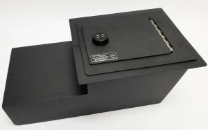 Secure Storage - Coming Soon! - Lock'er Down® - EXxtreme Console Safe® 1973 - 1991 K5 Blazer K5 Jimmy Chevrolet & GMC Suburbans LD2004EX