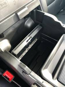 Lock'er Down® - EXXTREME CONSOLE SAFE(R) for 2019 - 2021 DODGE RAM Except Classic !! Lower Profile to fit the LONGHORN & LIMITED ONLY!! - Image 2
