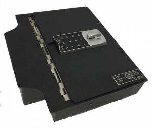 Lock'er Down® - EXXTREME CONSOLE SAFE(R) for 2019 - 2021 DODGE RAM Except Classic !! Lower Profile to fit the LONGHORN & LIMITED ONLY!! - Image 4