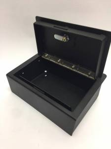 Secure Storage - Our EXxtreme Console Safes® - Lock'er Down® - EXxtreme Armrest Safe® 2012 to 2018 Dodge Ram 1500, 2500 & 3500 LD2059EX