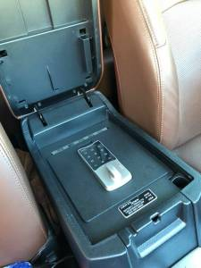 Lock'er Down® - EXxtreme Console Safe® 2010-2020 Toyota 4Runner Model LD2048EX - Image 2
